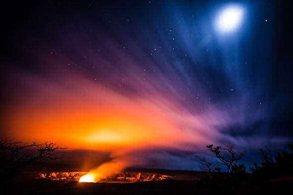 Kilauea, Far From Ordinary