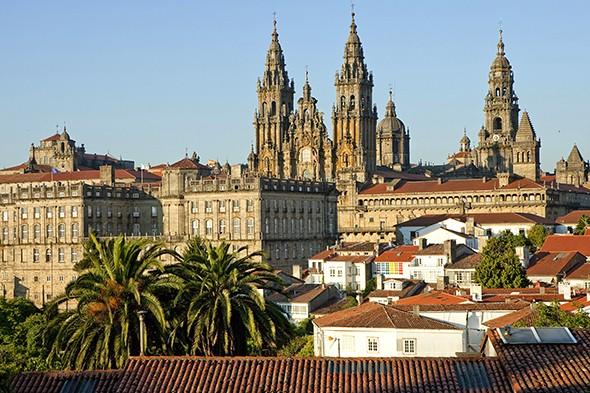 Trevor's Santiago de Compostela