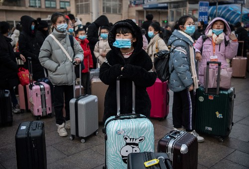 How the Chinese virus outbreak impacts Lunar New Year travel