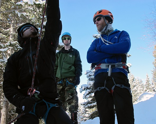Conrad Anker on How War Veterans and Climbers Share Similar Values