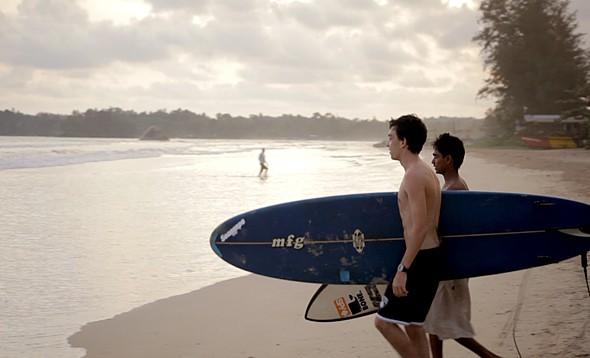 Living Life Outside in Sri Lanka