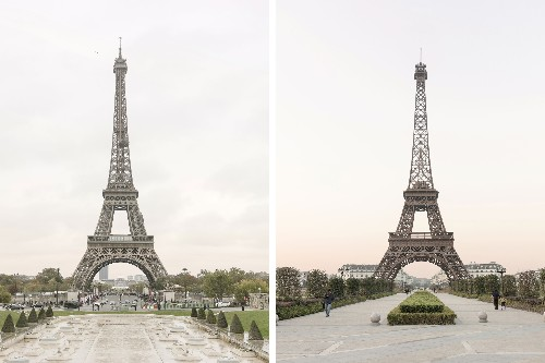 Photos of the Chinese Town That Duplicated Paris