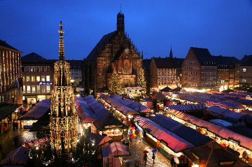 6 European Christmas markets worth the trip