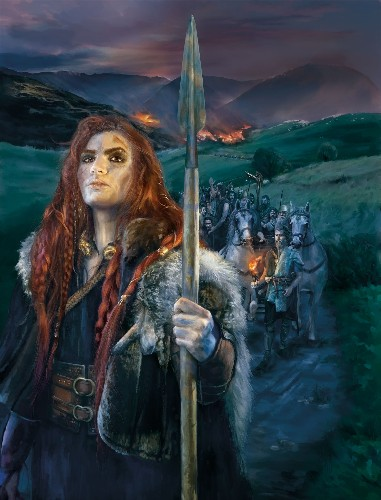 Big, bad Boudica united thousands of ancient Britons against Rome