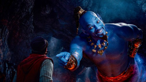 Top Ten Things You Didn't Know About Aladdin