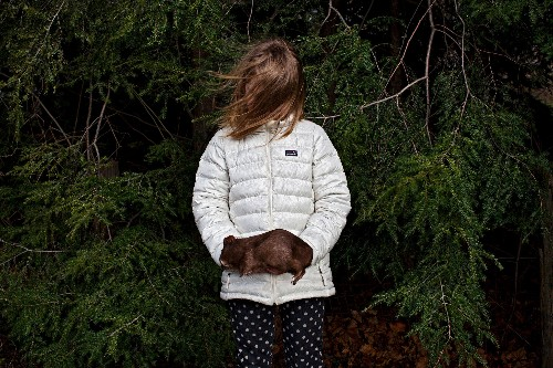 A Photographer's Unexpected Muse—His Daughter, Wild and Free