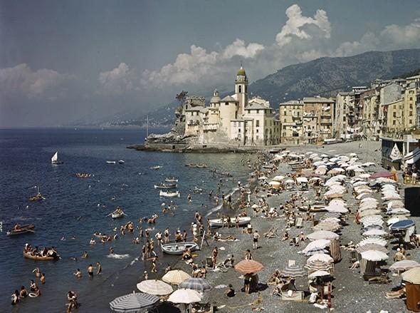 Throwback Travel: Camogli, Italy