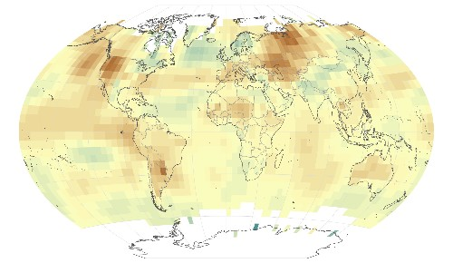 See Why 2015 May Be the Hottest Year Ever