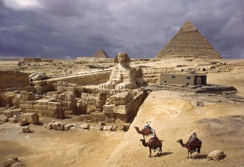 Mysterious Void Discovered in Egypt's Great Pyramid