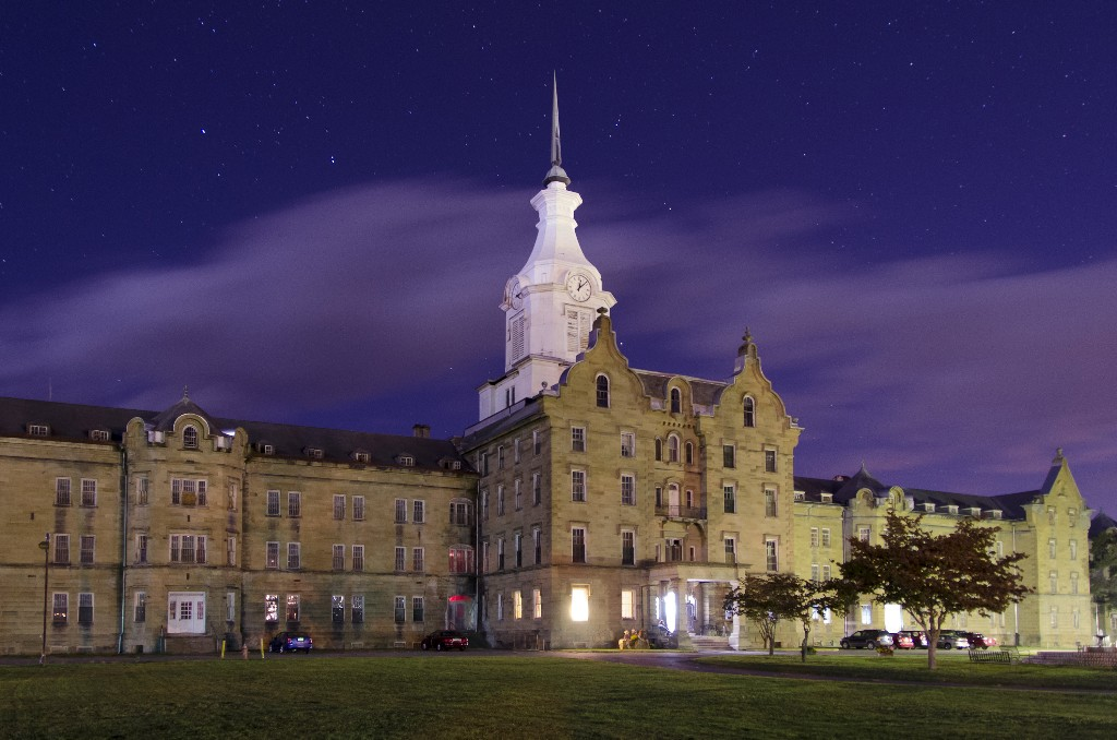 These are the most haunted places in the United States