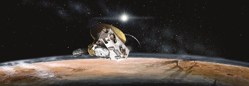 Spacecraft Set to Rendezvous With Pluto Briefly Goes Silent