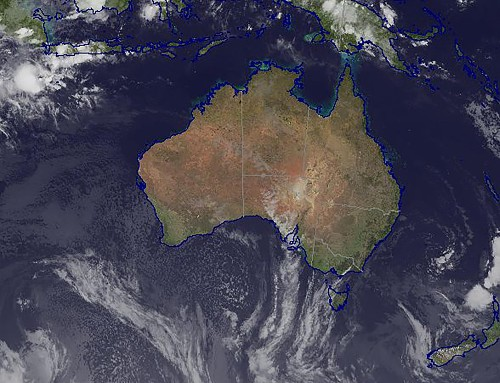 Australia Is Drifting So Fast GPS Can't Keep Up