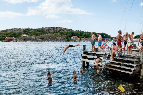 Discover a Swedish seaside town that's obsessed with oysters