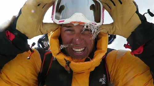 This Woman Turned Back on One of the World's Highest Mountains— And Likely Saved Her Partners.