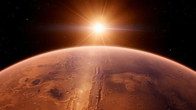 Mars is humming. Scientists aren't sure why.