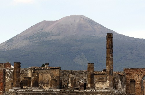 Rescue of Ancient Ruin of Pompeii Follows New Plan