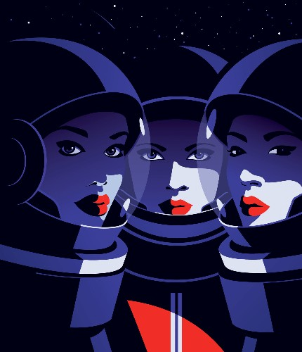 Here's why women may be the best suited for spaceflight