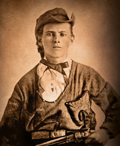 Jesse James: Rise of an American outlaw
