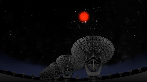 Strange Radio Bursts Seen Coming From a Galaxy Far, Far Away