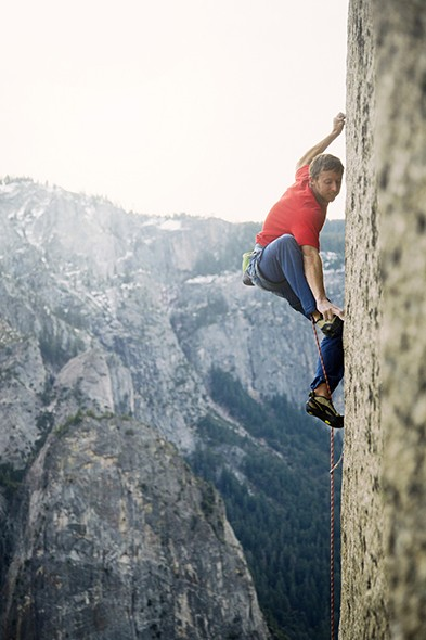 What Was Tommy Caldwell's Scariest Climbing Moment? Dodging Bullets in a Portaledge