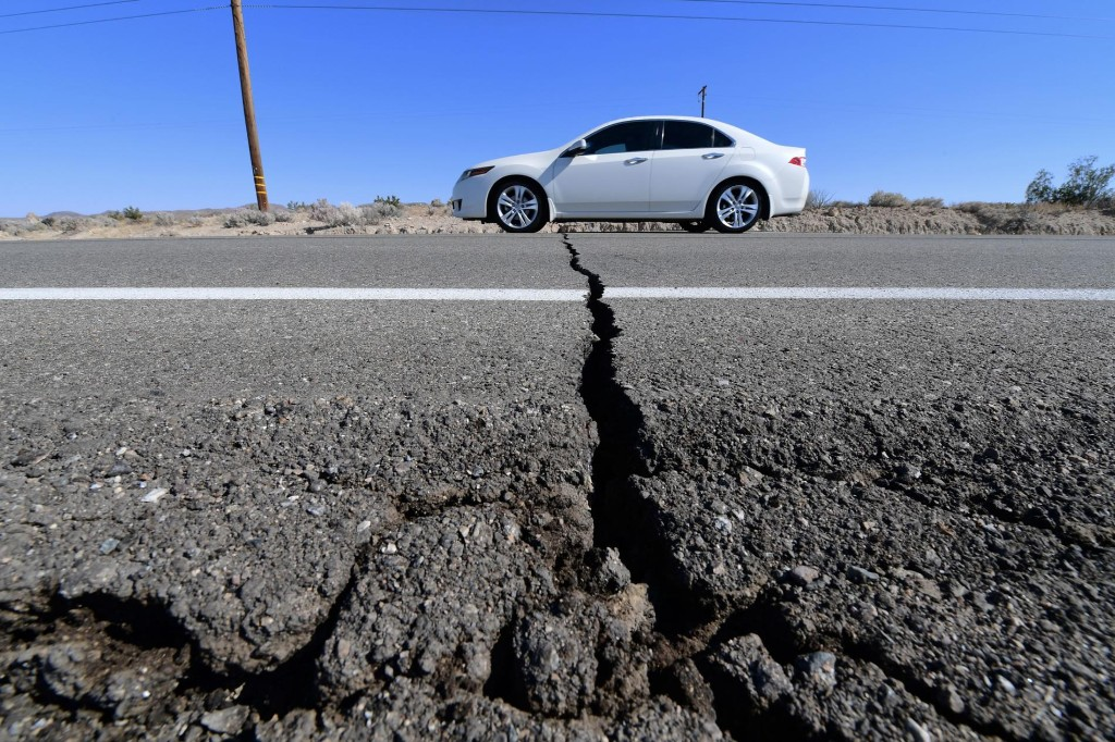 Recent California earthquakes may have made the Big One more likely