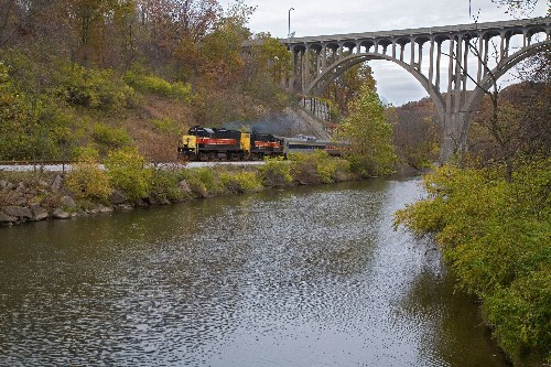 Hit the Rails for the Best Cuyahoga Valley Experience