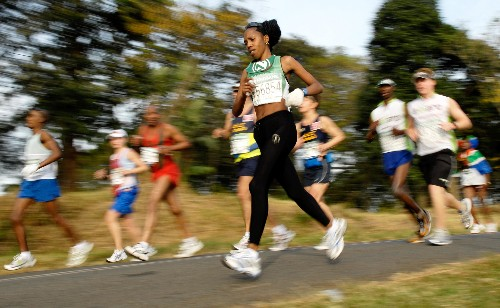 Runners Show Less Fatigue After 200 Miles Than 100 Miles