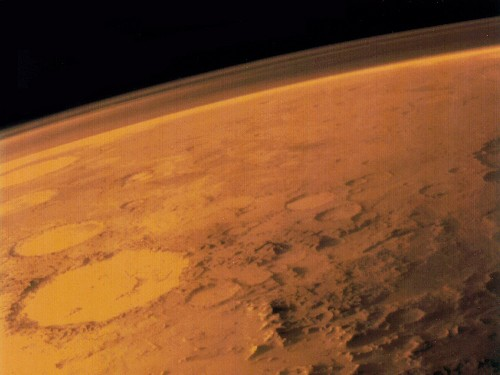 Astronomers Find a Long-Lost Ocean on Mars