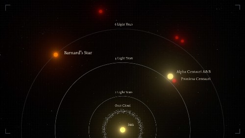 Potential super-Earth found nearby after decades-long hunt