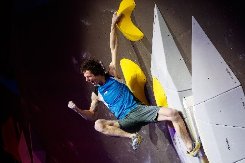 Rock climbing will be a 2020 Olympic sport. Here's what to expect.