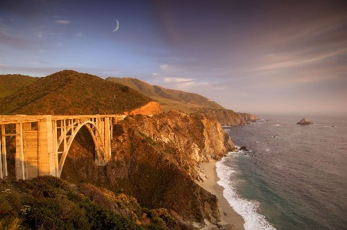9 Must-See Stops on California's Pacific Coast Highway