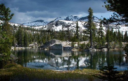 Hike the Alpine Forests of California's Desolation Wilderness