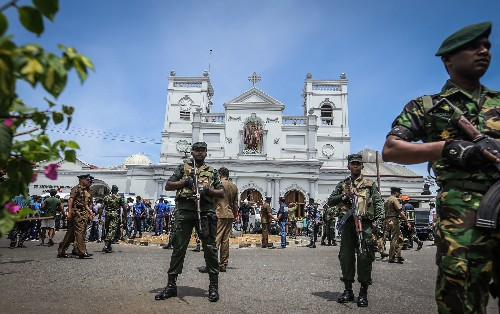 Sri Lanka's latest violence underscores the need for national healing