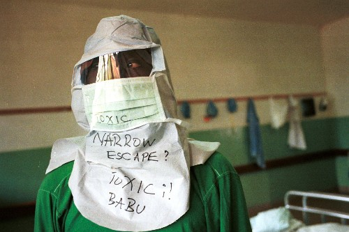Why Is This Ebola Outbreak Spreading?