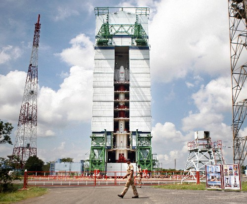 India Shoots for Mars