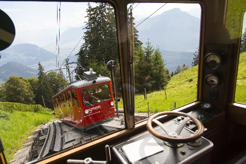 Best of Switzerland: Transport