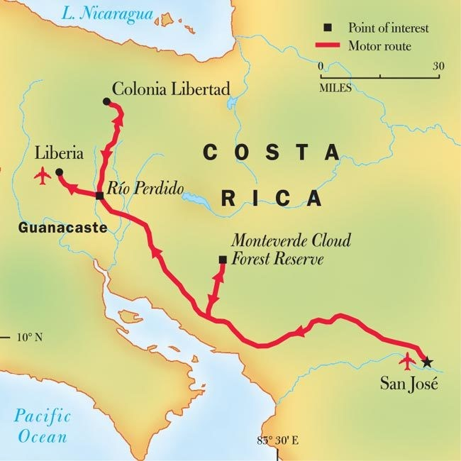 Costa Rica Family Trip: Adventure Tour & Vacation
