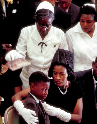 Q&A: Widow of Murdered Civil Rights Leader Medgar Evers Moves Beyond Hatred