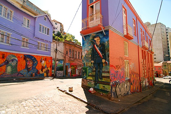 Out of the Ashes: Valparaíso