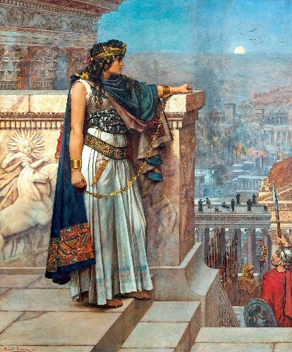 Zenobia, the Rebel Queen Who Took On Rome