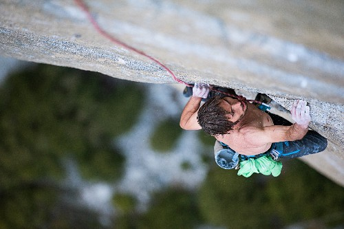 Dawn Wall's Underdog Climber Recounts His Push to Catch Up