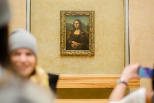 'Nude Mona Lisa' Sketch May Have Been da Vinci's
