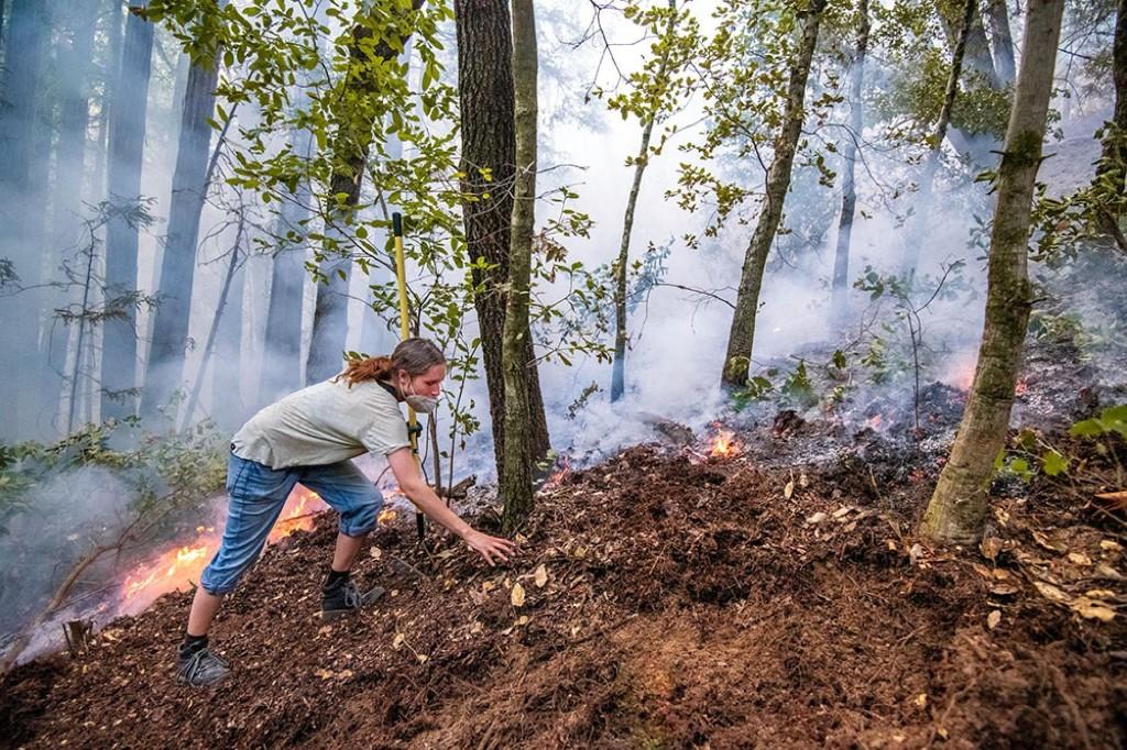 California wildfires threaten Nat Geo photographer's home