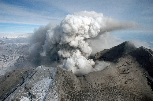 "Volcano's ""Scream"" Before Eruption Explained"