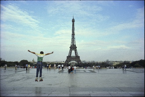 Pictures: Eiffel Tower at 125, Still Lovely After All These Years