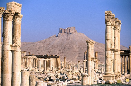 How Ancient Palmyra, Now in ISIS's Grip, Grew Rich and Powerful