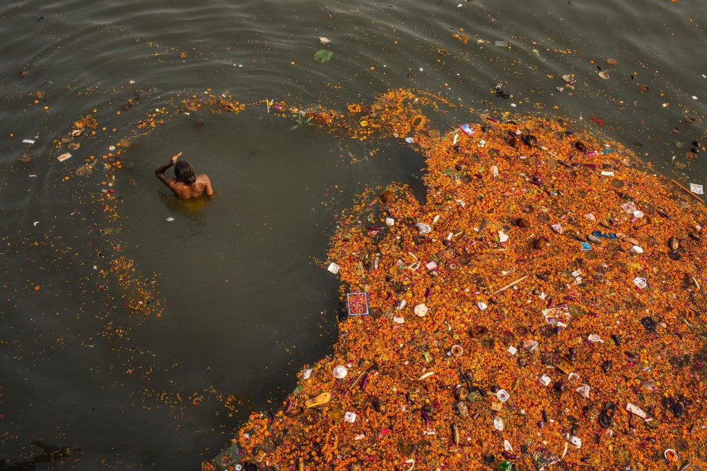 India's daunting challenge: There's water everywhere, and nowhere