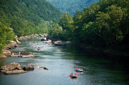 Can Appalachia's world-class rafting help coal towns thrive?