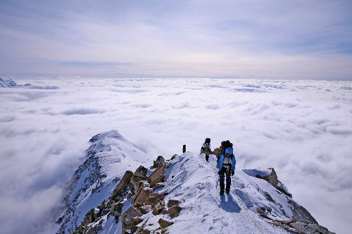 Beyond Everest: 9 peaks to summit in a lifetime