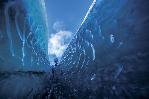 Want to scale glaciers on your next trip? Here's some expert advice